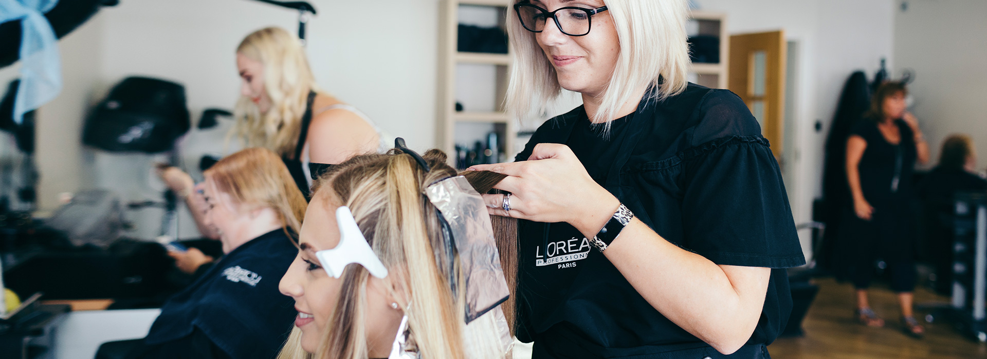 temptations hair & beauy salon in jersey | we love making